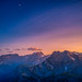 Swiss Mountains by Oliver Matyo