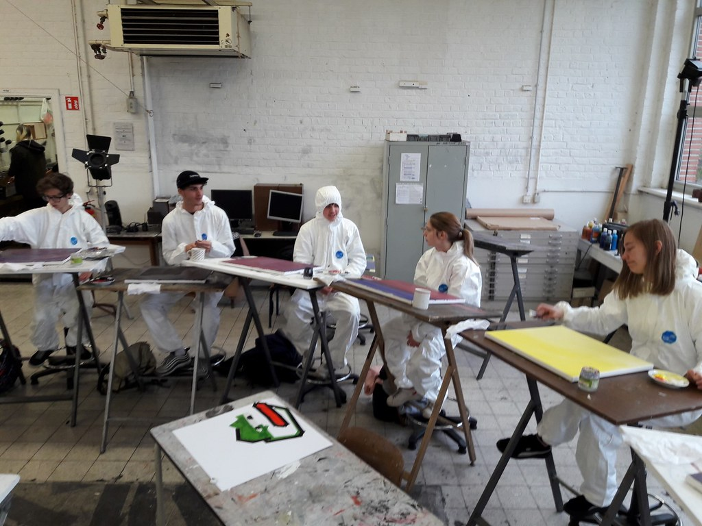 sessie 3 schilderen op doek (10)