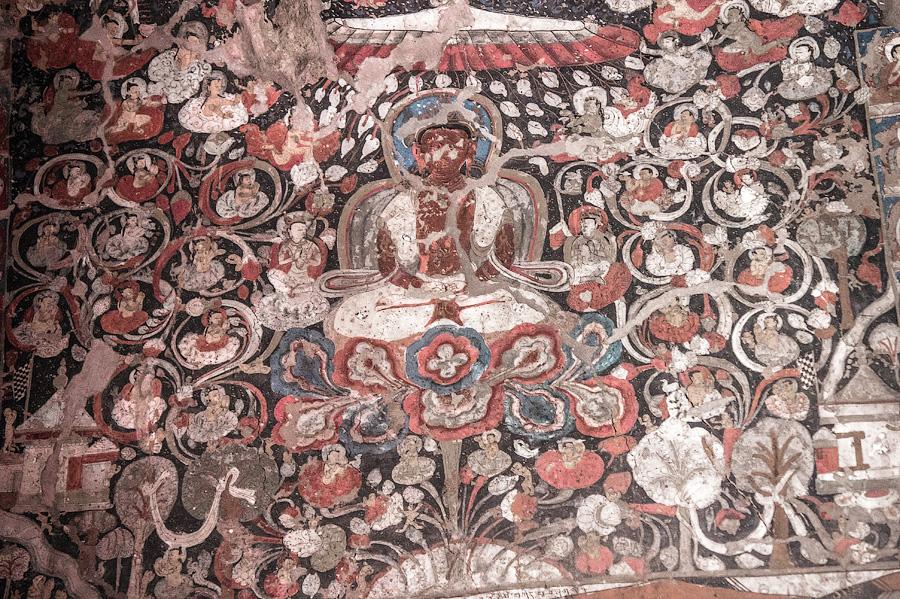 Скальные храмы Саспол, Ладакх © Kartzon Dream - авторские туры в Гималаи, тревел фото