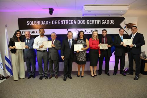 Solenidade de Entrega dos Certificados das Pós-Graduações (17)