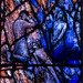 Leicester Cathedral, Richard III easterly window detail