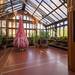 Mount Stuart House conservatory