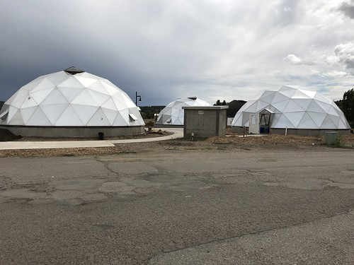 3 Domes. From History Comes Alive in Pagosa Springs, Colorado