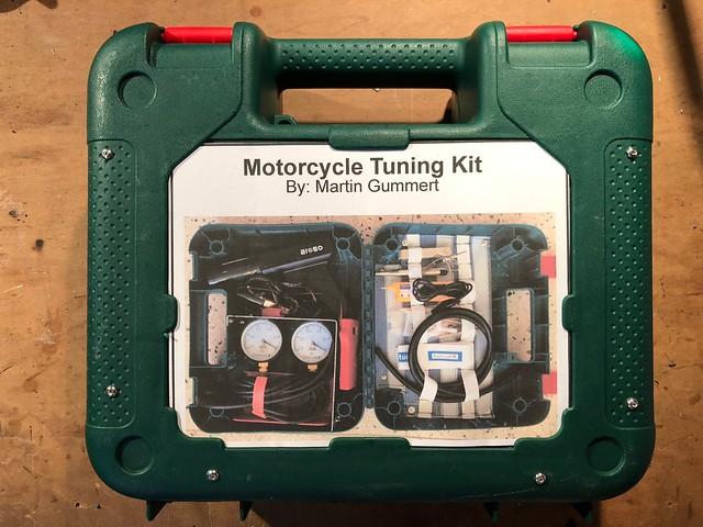 Motorcycle Tuning Kit