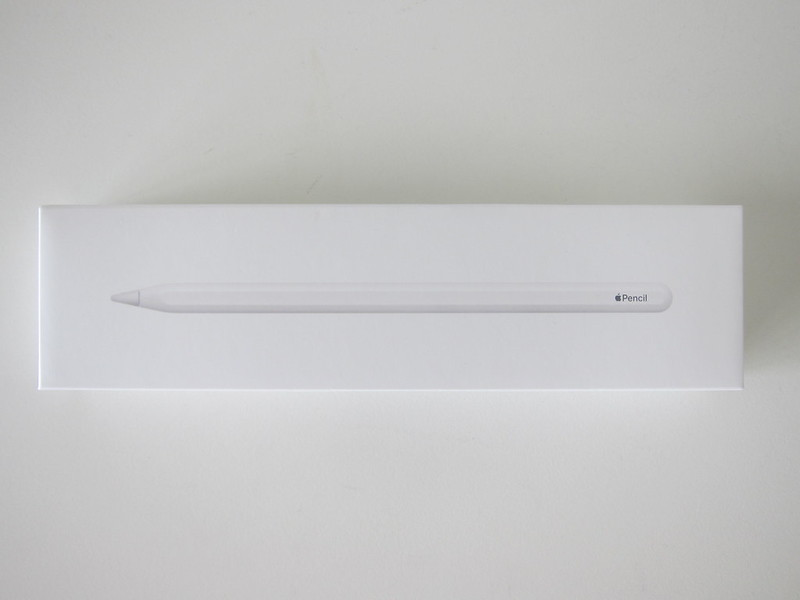 Apple Pencil (2nd Generation) - Box Front