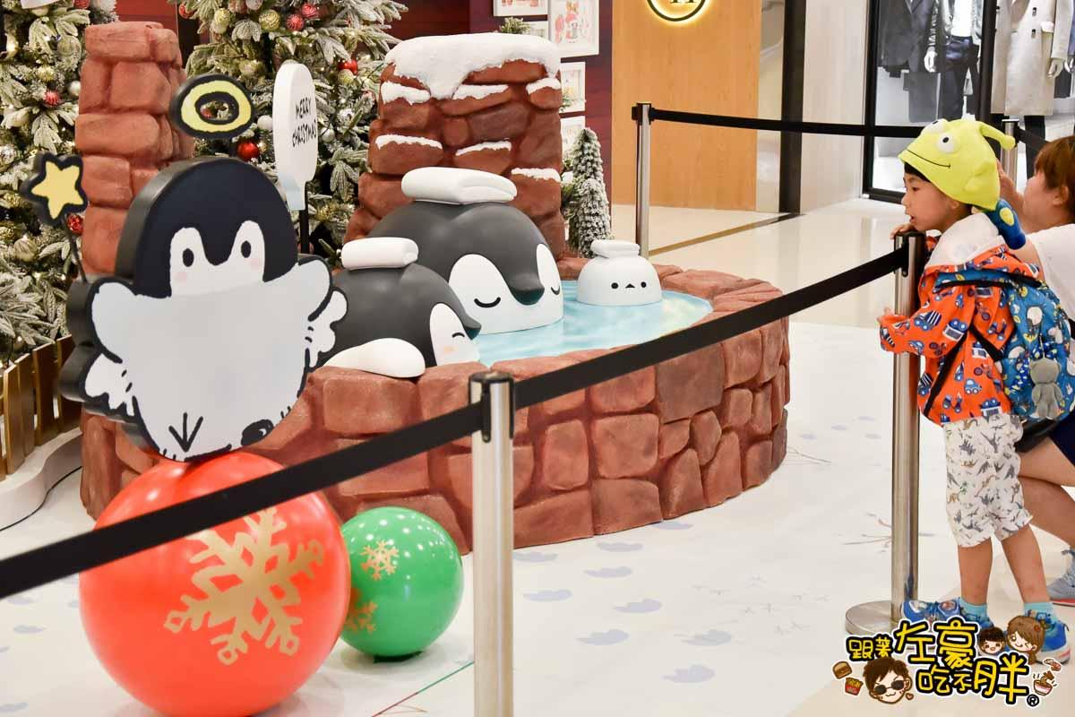 香港聖誕節 尖沙咀海港城聖誕裝飾-29