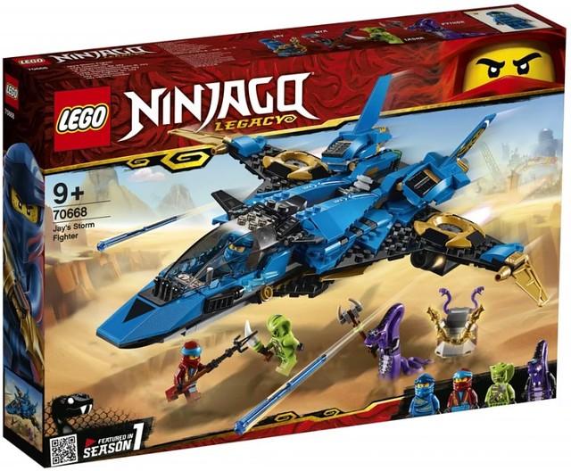 LEGO Ninjago Legacy 2019 70668 01