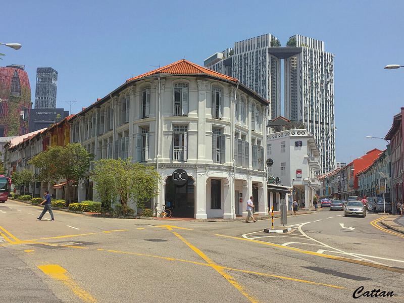 Maxwell Road - Singapore