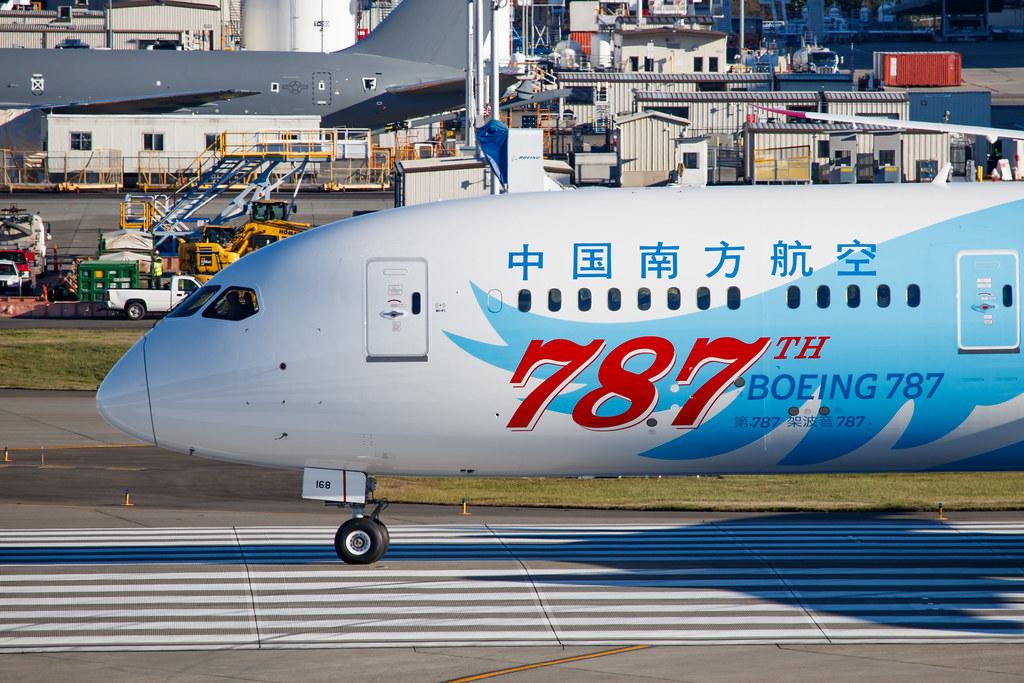 China Southern B787-9