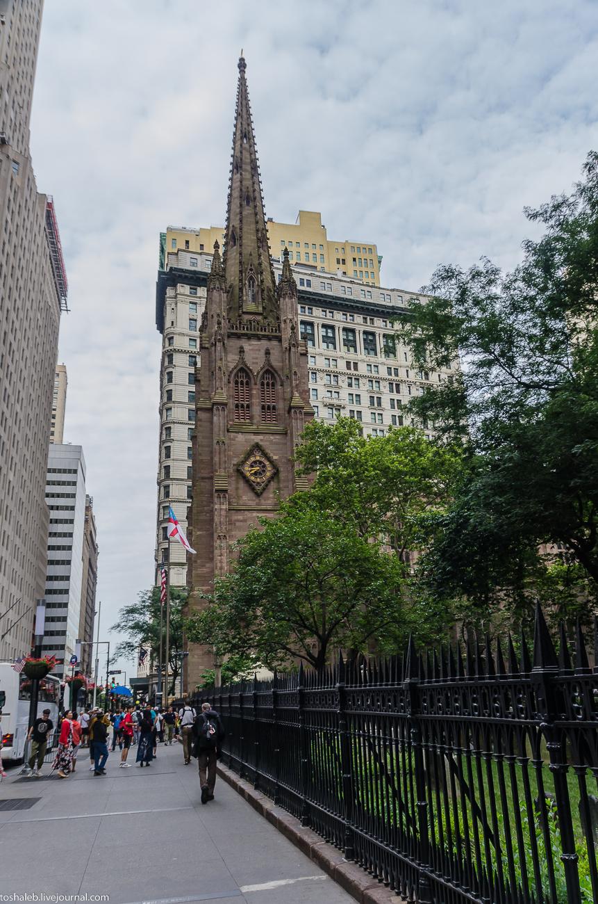 Нью-Йорк_Wall Street-10
