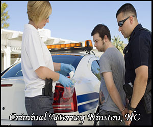criminal lawyer kinston