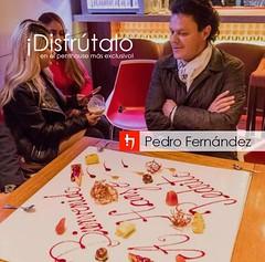 ¡Agradecemos la compañía de nuestro querido Pedro Fernández en Quito!