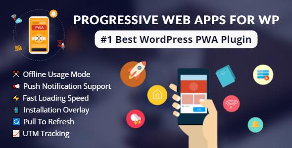 Progressive Web Apps For WordPress v2.3