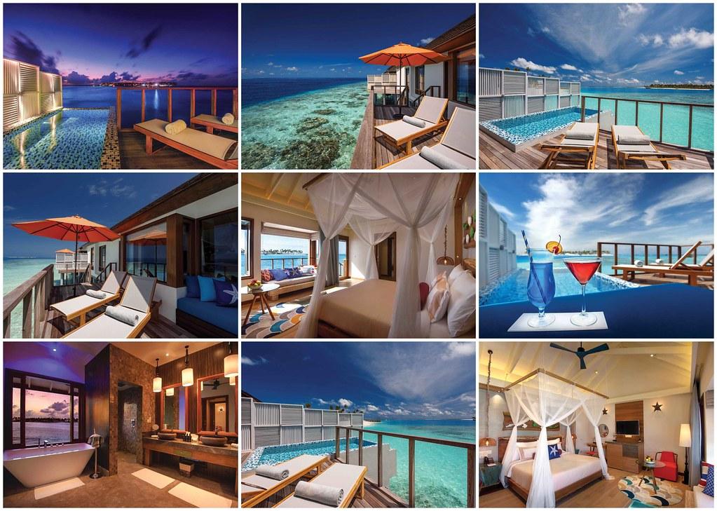 Malediwy Oblu 4