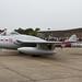 J1196_De_Havilland_DH100_Vampire FB6_(LN-DHY as VZ305_RAF)_SwissAF_Duxford20180922_1
