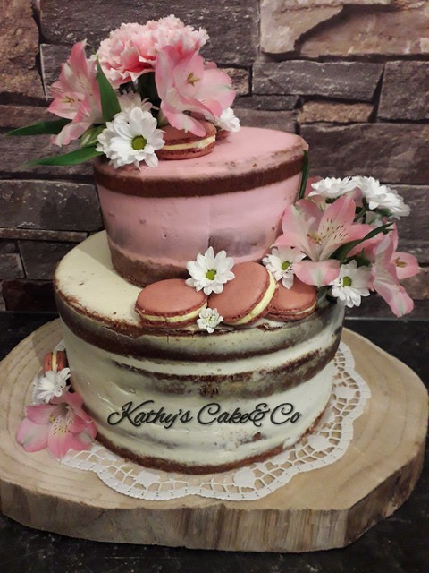 Cake by Katharina Schwaighofer of Kathy's Cake&Co