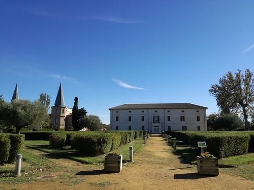 Palacio - Casa Palafox s.XVIII (La Alfranca, Pastriz)