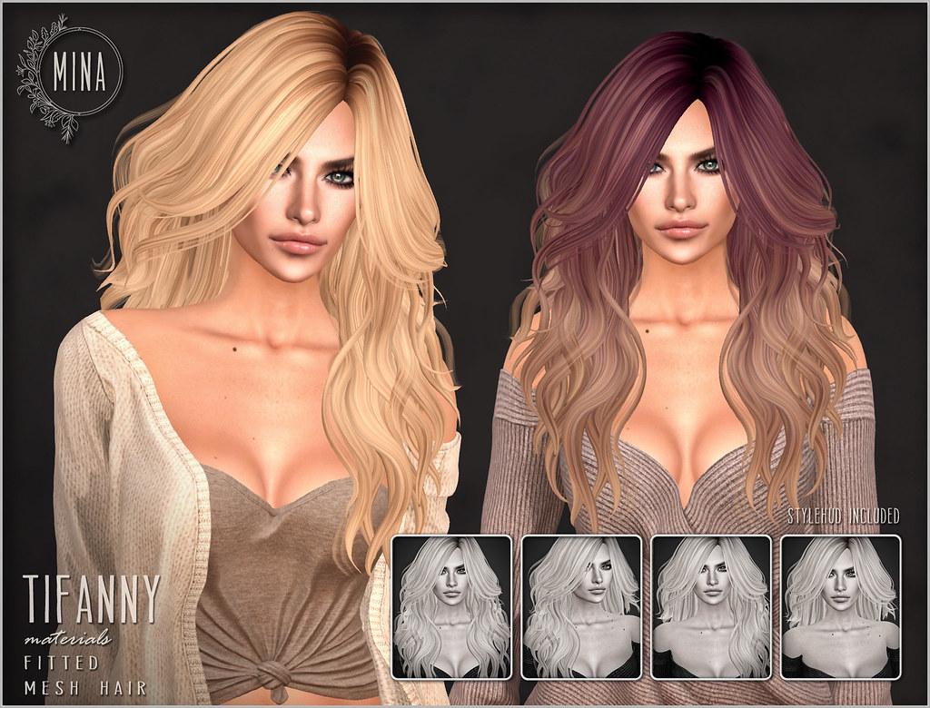 MINA Hair – Tiffany for Salon 52