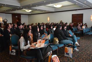 """Alineada a su pilar de Globalización, el martes 23 de octubre, la Universidad San Ignacio de Loyola organizó la conferencia """"El valor de un bachillerato americano"""" en dos locaciones: por la mañana en la USIL y, para cerrar la jornada, en el Swissotel de San Isidro."""