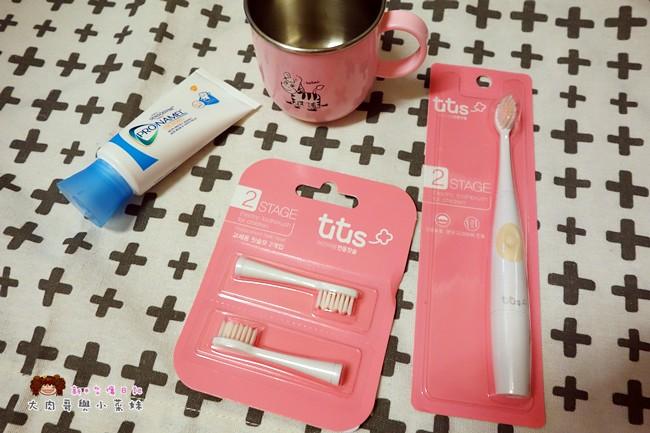 兒童牙刷推薦 AGUARD 兔兔兒童電動牙刷 - (5)