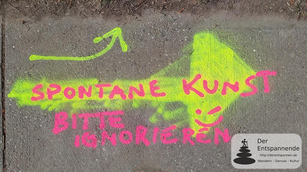 Spontane Kunst - bitte ignorieren