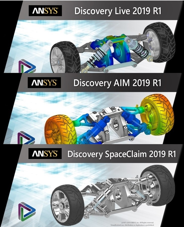 ANSYS Discovery Live Ultimate 2019 R1 full license