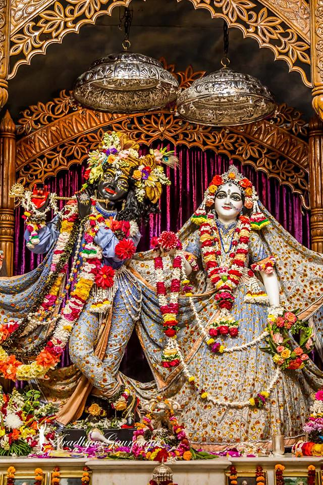 ISKCON Mayapur Deity Darshan 01 Feb 2019 (39) | ISKCON Desire Tree