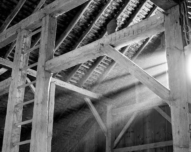 Of Dusty Barns