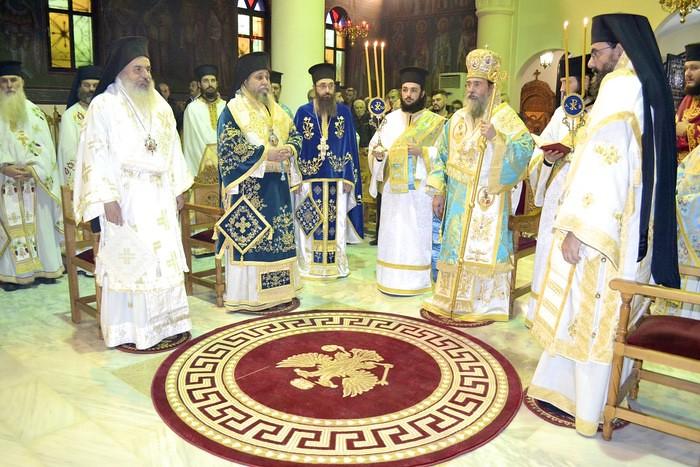 Εορτή Αγ. Ιωάννου του Χρυσοατόμου 2018