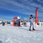Championnat Régional de Ski nordique Sport Adapté - La Féclaz (73) - 2 février 2019