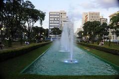 Praça da Liberdade é reaberta após revitalização