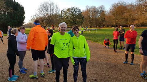 Normanby Hall parkrun 8/12/18