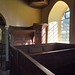 006-20180927_Little Washbourne Church-Gloucestershire-Nave, S side-box Pews and Reading Desk & Pulpit