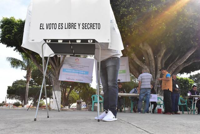 Elecciones Agentes y Delegados Tlajomulco 2018