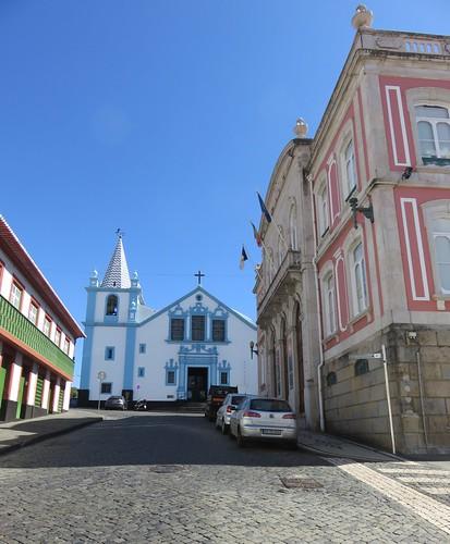 Old Town Angra do Heroísmo (Angra do Heroísmo, Açores)