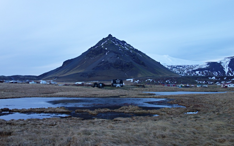 Snaefellsnes Iceland