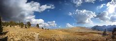 Bighorn Plateau Approach - John Muir Trail