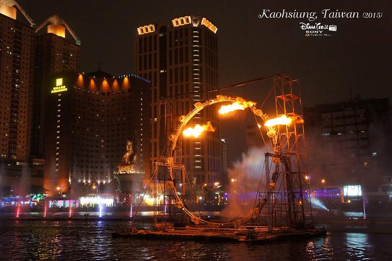 Taiwan Kaohsiung Love River 3