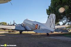 T3-36-721-9---20600---Spanish-Air-Force---Douglas-C-47B-Skytrain-DC-3---Madrid---181007---Steven-Gray---IMG_1539-watermarked