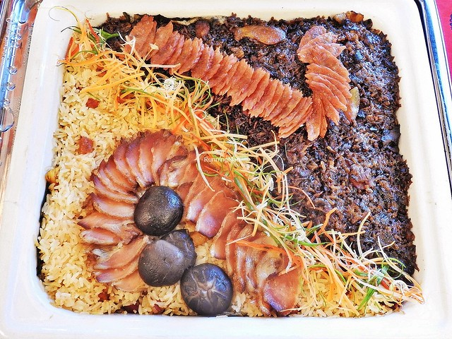 Lotus Leaf Rice With Wax Meats