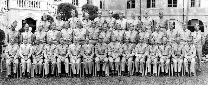 Les Casbon w Duke of Windsor WWII