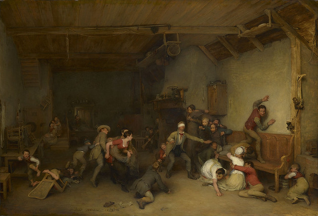 David Wilkie - Blind-Man's Buff [1812]