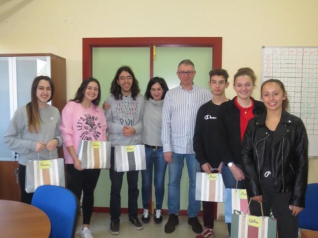 Intercambio con Académie de Besançon