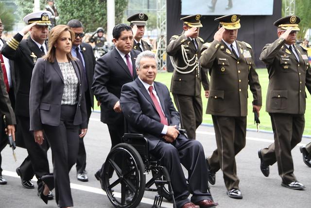Policía Ncional cuenta con cinco nuevos Generales Inspectores