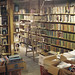 Dooryard Books Basment, Rockland, Maine by earth to jonathan