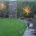 Strolling through the garden by Finn Frode (DK)