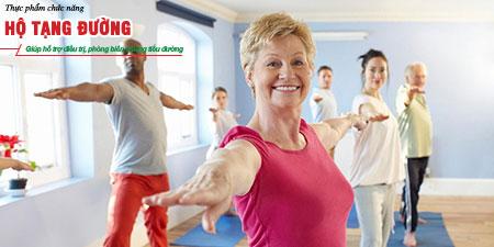 Rèn luyện thể lực giúp giảm kháng lnsulin hiệu quả