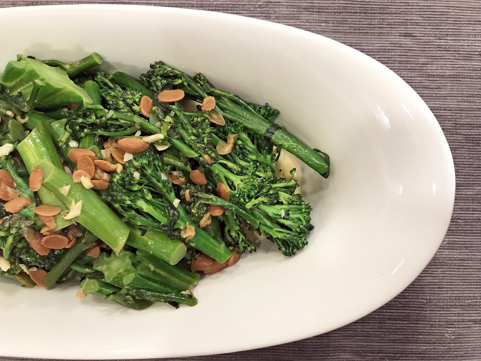 Thai-Style Broccolini