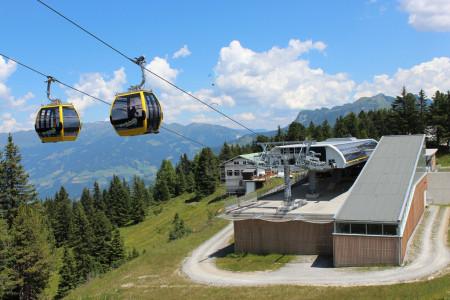 Lanovky superlativů v Ski Zillertal 3000 (3. díl)
