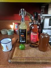 Lake Life cocktail